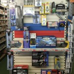 car batteries and autopart accessories